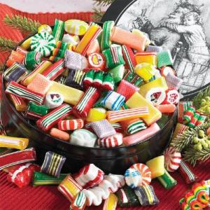 Christmas candy mix, photo from fijis.com