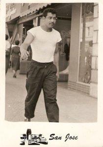 Dad, San Jose maybe 1955