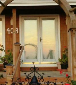 beach house doors
