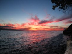 Lahaina Sunset Colors